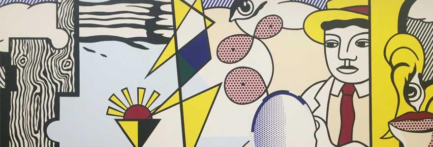 œuvres pop art